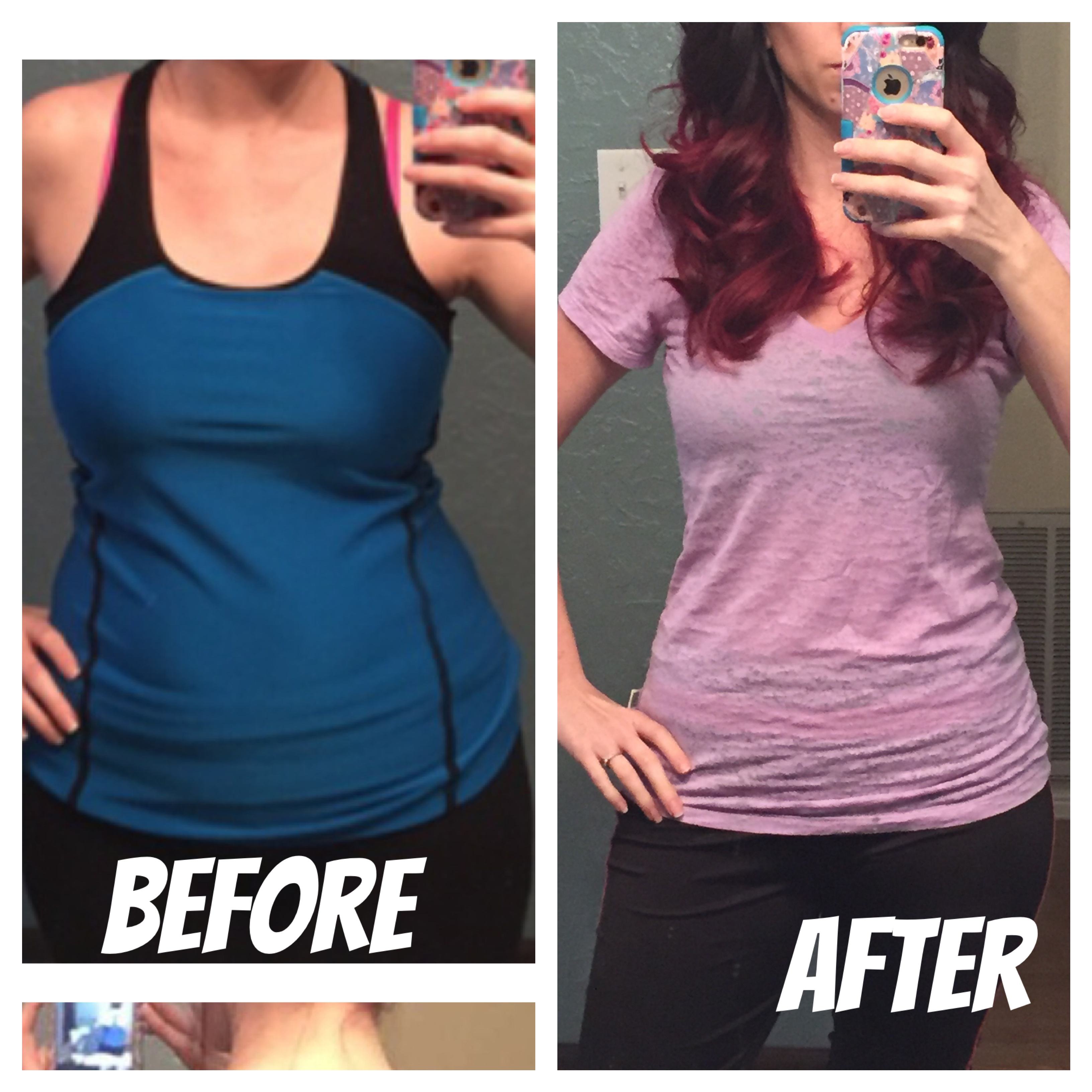 Its amazing to me the results I saw in such a short time!