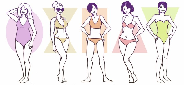 body shape illustration