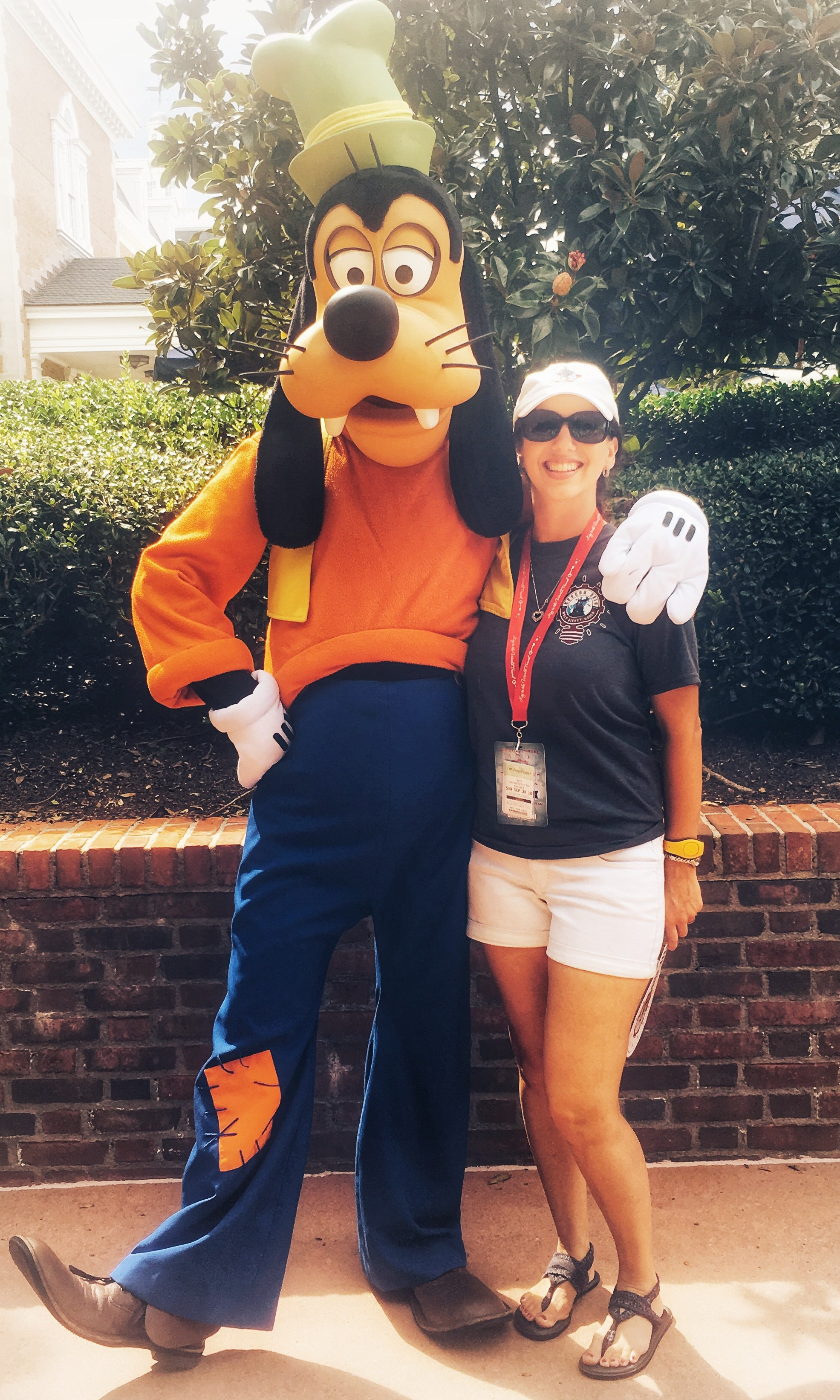 Deann & Goofy